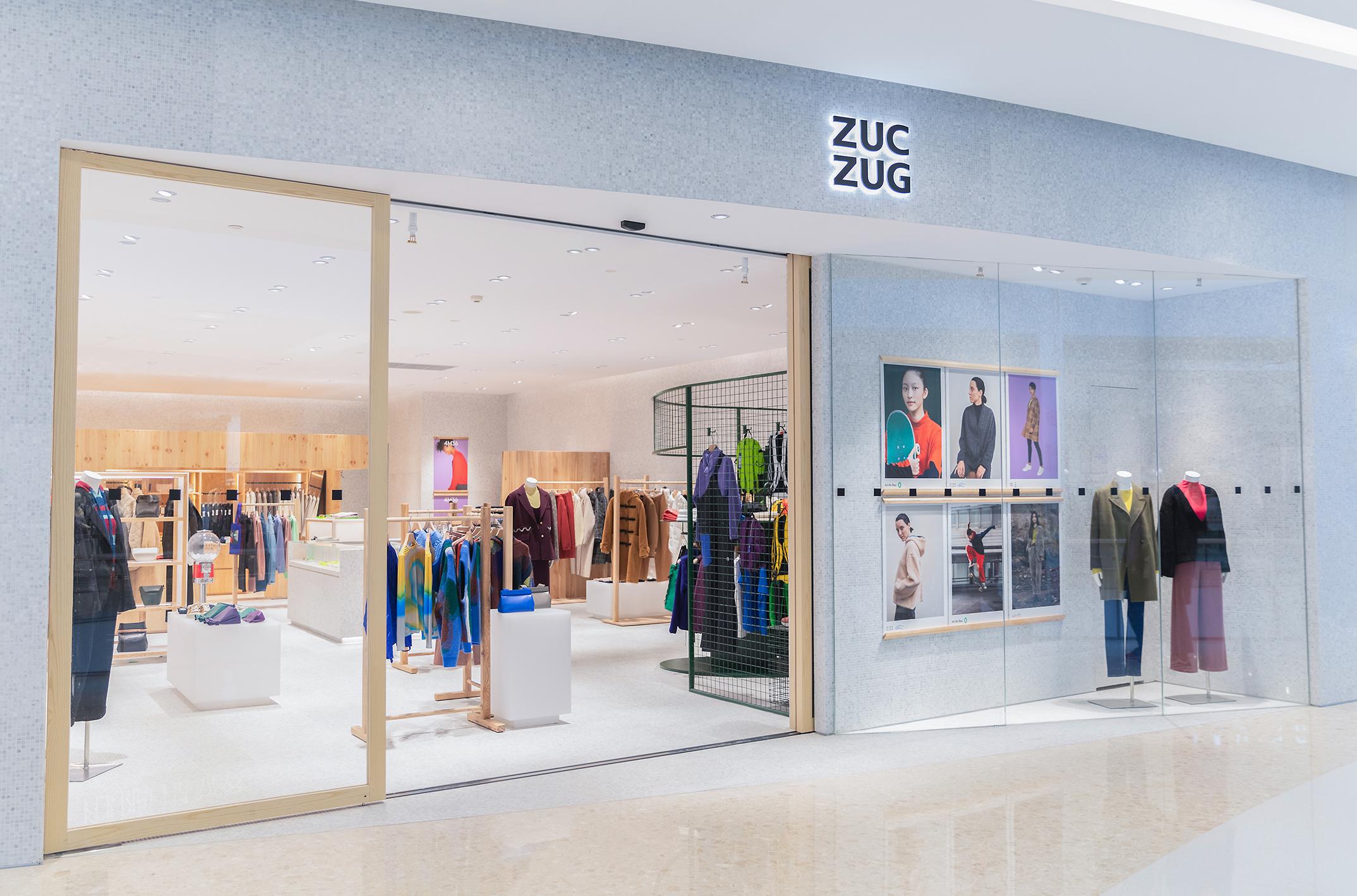 ZUCZUG / 济南万象城全新集合店开业